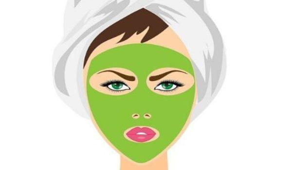 2 recettes de masque visage à l'argile verte